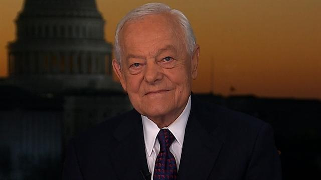 "Schieffer on Inauguration Day: ""We look forward to a good speech"""