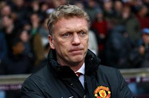 Moyes says Manchester United squad not scared at Old Trafford