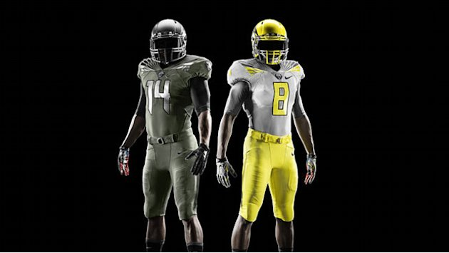 Oregon Spring Uniforms
