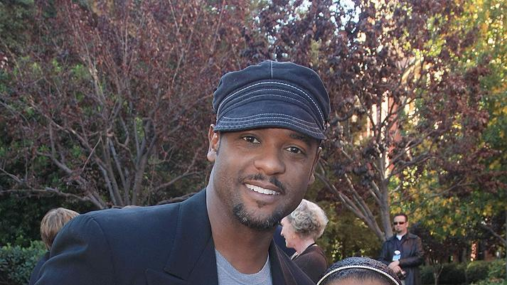 The Princess and the Frog LA Premiere 2009 Blair Underwood