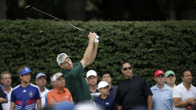 No reason to feel sorry for Jim Furyk