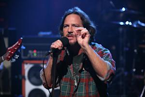 'Fallon' Celebrating 'Lightning Bolt' With Pearl Jam Week