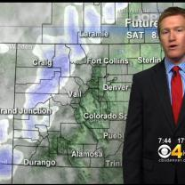 Saturday Forecast: Morning Fog, Evening Snow