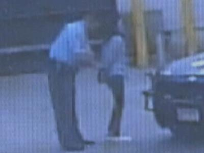 Raw: Video Shows Witherspoon Under Arrest