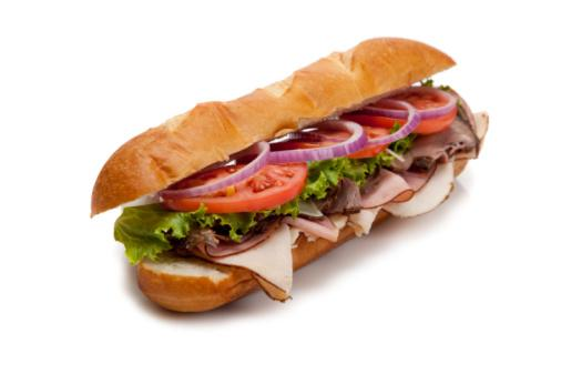 "The sandwich descriptor ""Footlong"""
