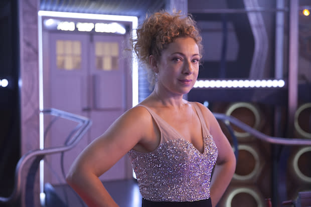 Doctor Who: Alex Kingston Returning as River Song for Christmas Special