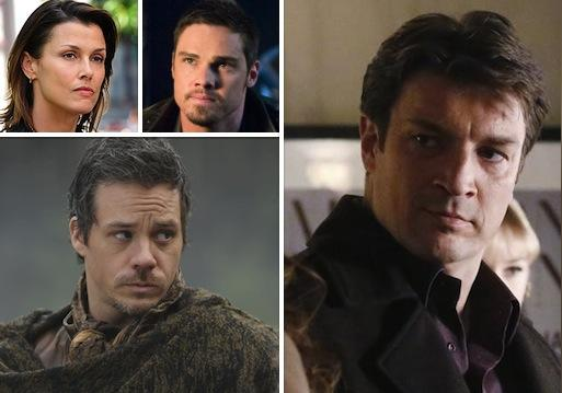 Matt's Inside Line: Scoop on Once Upon a Time, Walking Dead, Beast Sex, Castle, Scandal & More