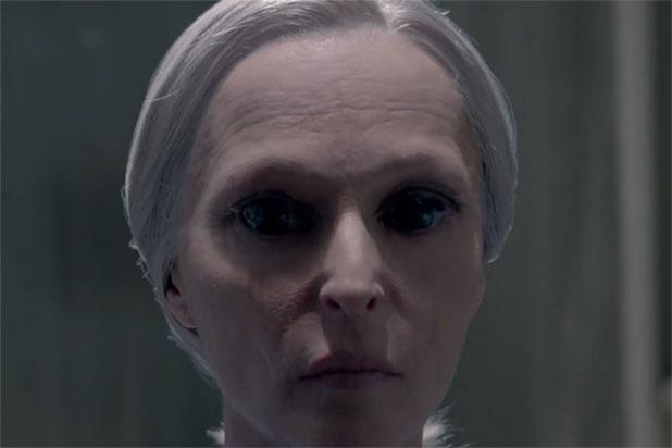 Gillian Anderson Becomes an Alien in New 'X-Files' Finale Teaser (Video)