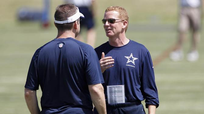 Linehan reunited with Garrett, eager to see Romo