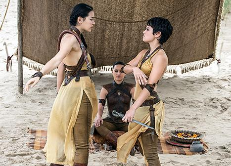 Game of Thrones Recap: Meet the Sand Snakes, Plus an Uncertain Fate for Grey Worm and Selmy