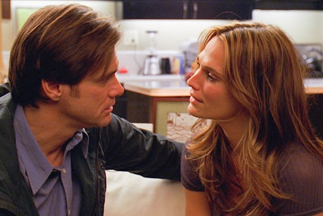 Jim Carrey Molly Sims Yes Man Production Stills Warner Bros. Pictures 2008