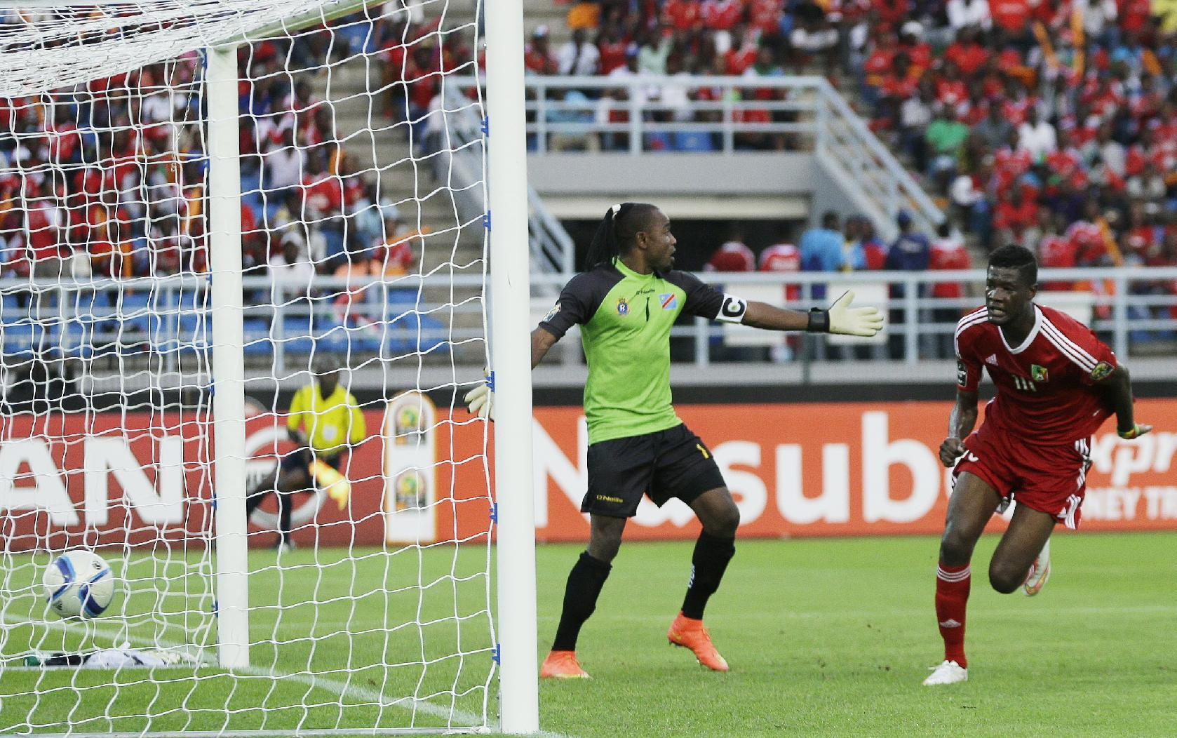 Chaos in African Cup quarters as host advances