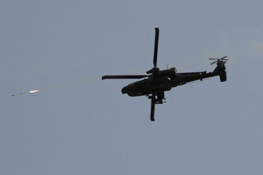 U.S. Army Helicopter Accidentally Drops Inactive Missile Over Central Texas