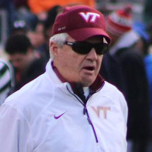 Frank Beamer On Sun Bowl