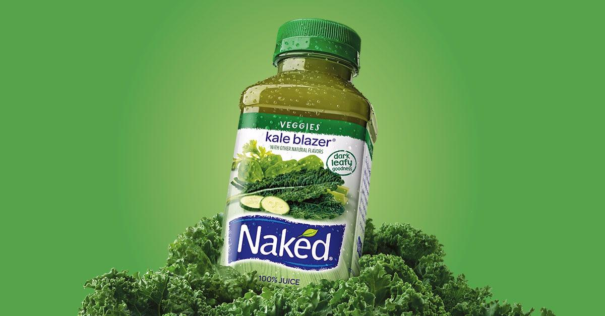 Naked Juice Smoothies