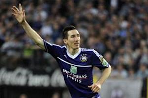 Sacha Kljestan puts in goal, assist in Anderlecht win