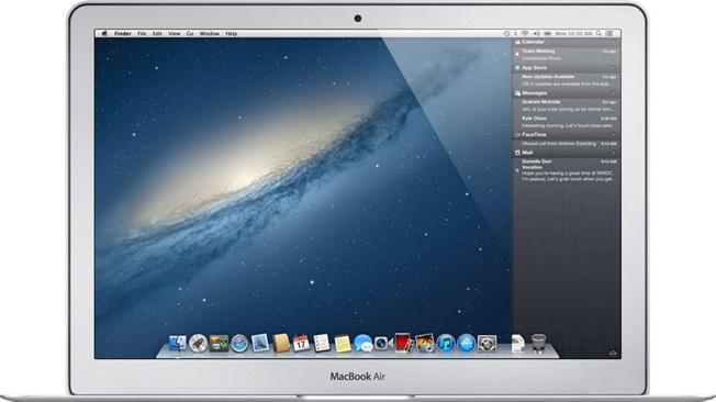 OS X Mountain Lion now available for purchase
