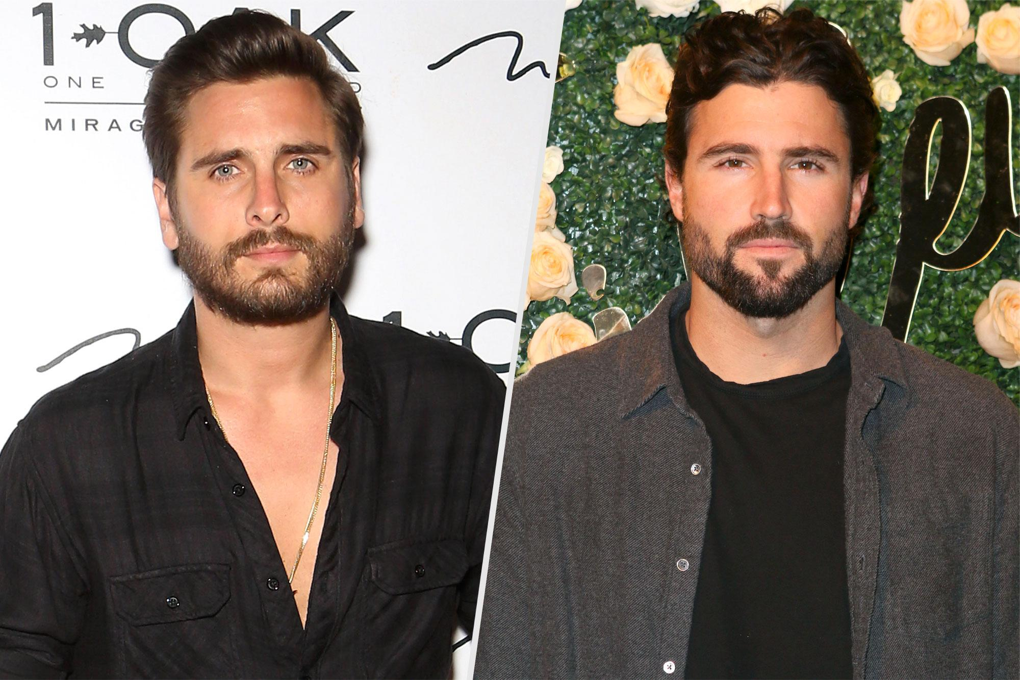 Scott Disick and Brody Jenner Bro-Out at Sundance: Source