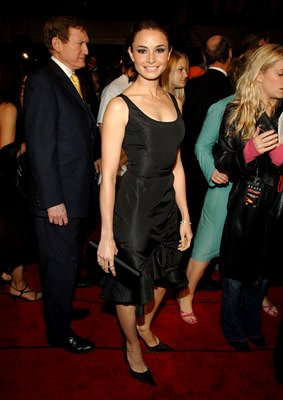 Mia Maestro at the NY premiere of Paramount's Mission: Impossible III