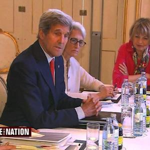 As deadline approaches, Iran nuclear deal appears possible