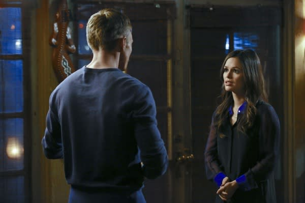 Hart of Dixie: Wilson Bethel and Rachel Bilson Weigh in on Wade and Zoe's Shocking [Spoiler]