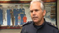 Ottawa police Chief Charles Bordeleau says his force will review the video posted online Saturday, which shows an officer punching a man.