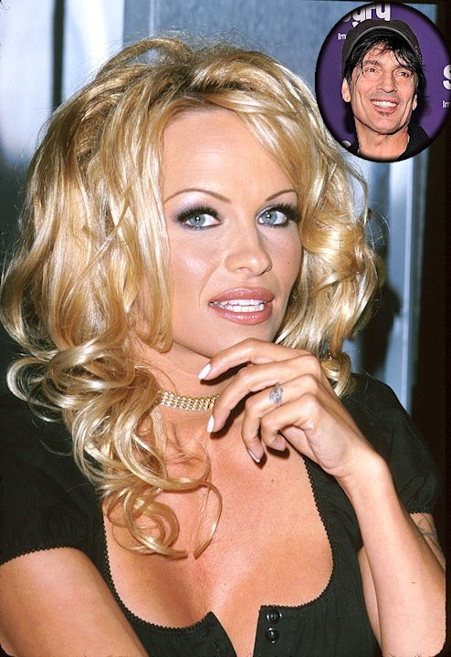 Pamela Anderson, Tommy Lee