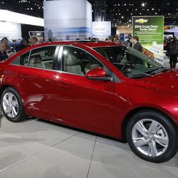 Cruze Diesel Road Trip reveals the good and bad, but no ugly