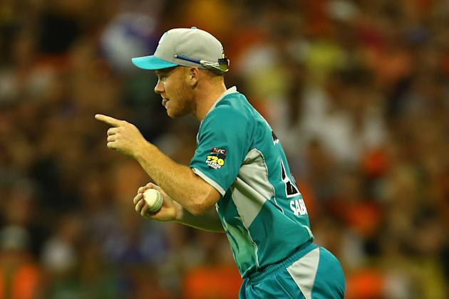 Big Bash League - Big Final: Scorchers v Heat