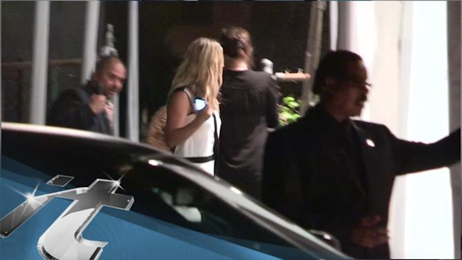 Television Latest News: Where's Henry Cavill? Kaley Cuoco Picks Up Coffee for Two in Studio City