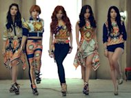 Hong Kong media criticised 4minute's lack of manners