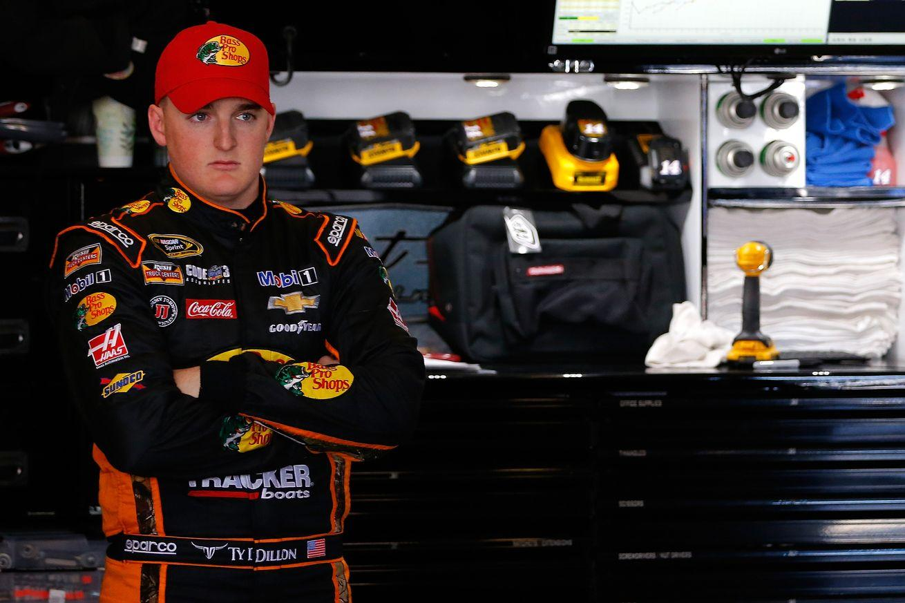 Ty Dillon could deliver Tony Stewart a win, Chase eligibility at Talladega