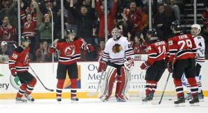 Zajac, Elias score in SO, Devils beat Blackhawks