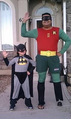 Day 26: Batman and Robin
