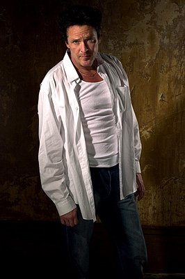 "Michael Madsen as Detective Harker USA Network's ""Frankenstein"""
