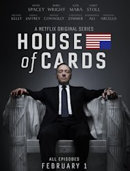 "Netflix is in the running for the Emmy Awards for the first time this year with ""House of Cards."""