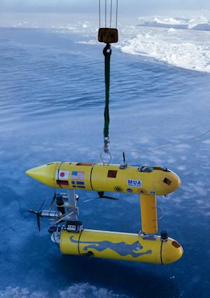 Robot Sub Finds Surprisingly Thick Antarctic Sea I …