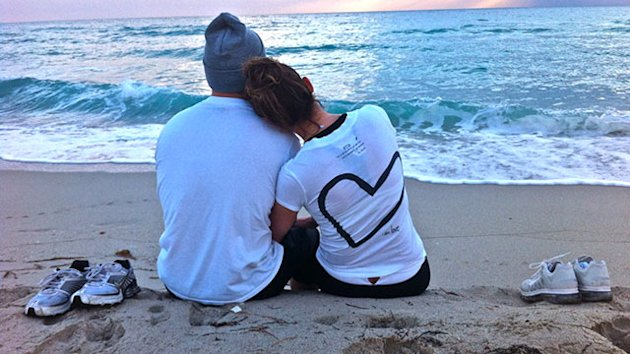 J.Lo & Boyfriend Share Romantic Photo