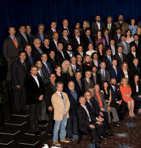 85th Academy Awards Nominees Photo