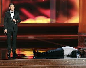 Ratings: Emmys Up and Down Versus 2011