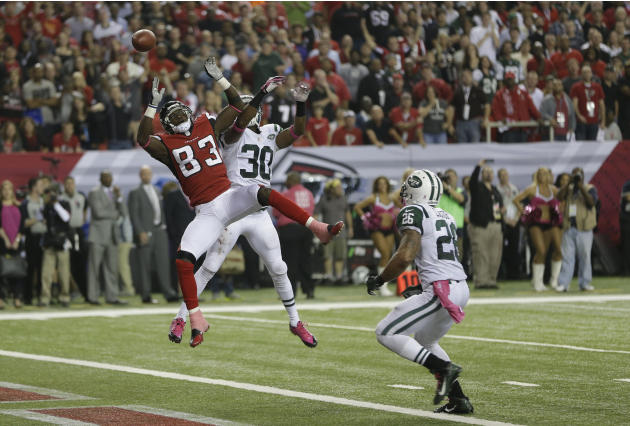 Jets Falcons Football