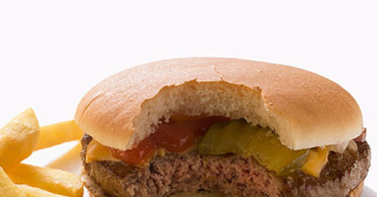 Fast Food Facts That'll Make You Cringe