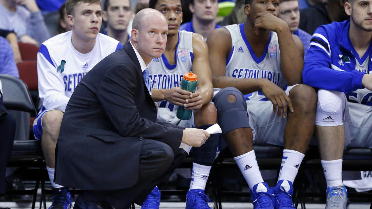 NCAA Basketball: Providence at Seton Hall