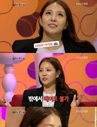 BoA confesses about her secret love from the past