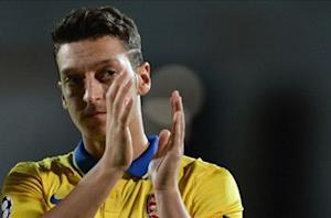 Cazorla: Ozil has given Arsenal a big leap in quality