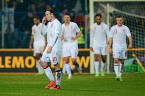 Hodgson: England 'shouldn't be too disappointed' with Montenegro draw