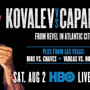 HBO Boxing News: Blake Caparello