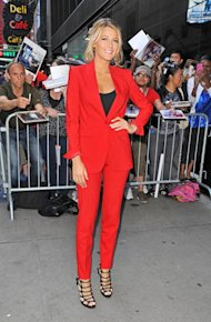 Trend Alert! Make Like Rihanna And Blake Lively By Rocking A Red Suit