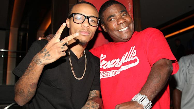 Bow Wow, Tracy Morgan