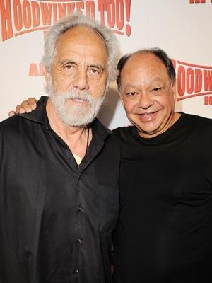 Tommy Chong Says He's 'Cancer-Free'